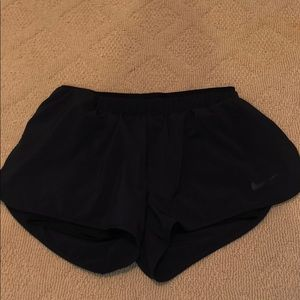 nike dri fit running shorts with spandex pockets